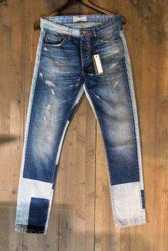 Raw Denim, Denim Jeans Men, Jeans Pants, Denim Trends, Denim Outfit, Vintage Jeans, Denim Fashion, Jeans Style, Clothing