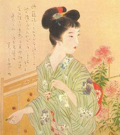 Kaburagi Kiyokata, 美登利