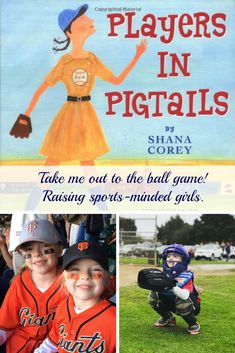 Softball Girls: How we're raising Players in Pigtails