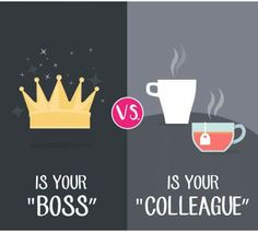 There's a huge difference between what makes a boss and what makes a leader. They act very differently in a whole number of ways — they adopt different management styles, build different relationships, and make different decisions. Boss Vs Leader, Management Styles, Your Boss, Different, Business Marketing, Leadership, Logo Design, Creative, Minions