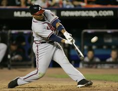 Andruw Jones  Atlanta Braves (1996–2007)