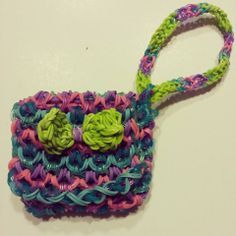 Loom Rubber Band Bag