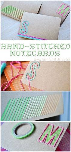 Hand-Stitched-Notecards-by-Bombshell-Bling.jpg 650×1,400 pixels