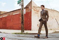 tweed brown suit - Cerca con Google