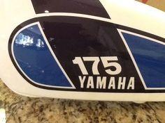 Yamaha New MX175B DT175 YZ 175 RARE 75 | eBay