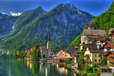 Just like a story.... have to go back...Hallstatt, Austria