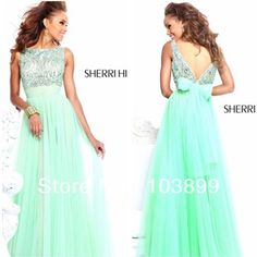2013 Loveable Empire High Neck Sleeveless Mint Blue Beaded Chiffon Discount Evening Dresses on AliExpress.com. $129.00