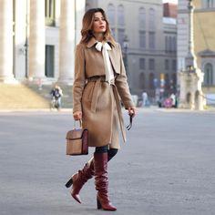 Stylish via For shopping link in bio Edgy Teen Fashion, Modest Fashion, Girl Fashion, Womens Fashion, Fall Winter Outfits, Autumn Winter Fashion, Edgy Outfits, Fashion Outfits, Dresscode