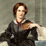 Today, April 21 1816 Charlotte Bronte, author of Jane Eyre, was born. My favourite out of all Bronte sisters. Charlotte Bronte, Jane Eyre, Tilda Swinton, Theme Anglais, Ute Lemper, Books And Tea, Emily Brontë, Bronte Sisters, Maria Callas