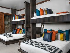 Super-sized and super-styled bunks