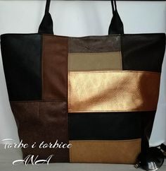 Its one more our product that can be modified and done according to your wishes.Unique faux leather tote bag,Durable fabric leather bag, Large black-brown-gold tote bag designed and made by Ana Selenic, is great erichment in a daily life. This piece of accessory is big enough for all the small matters witch every woman needs during the day. This bag is made of faux leather of high-quality artificial leather that looks like real leather.Inside is lining and has five pockets to provide good…