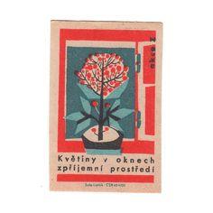 Vintage Matchbox Label  flickr.com