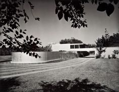 Von Sternberg Residence | Richard Neutra | 1936 | Photographed by Julius Shulman | Demolished