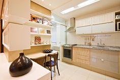 Cores da Casa: Decoração: 20 cozinhas pequenas