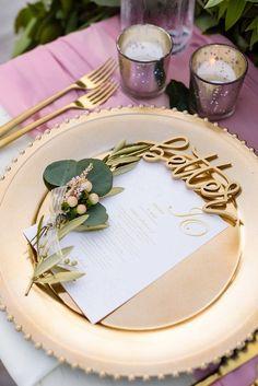 Featured Photographer: Vero Suh Photography; Wedding reception decor idea.