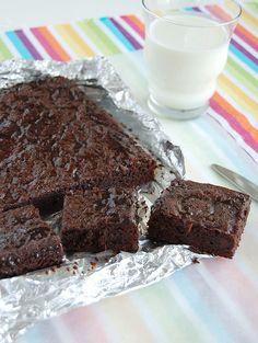 Ovaltine brownies / Brownies de Ovomaltine by Patricia Scarpin, via Flickr