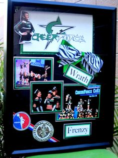 Hey, I found this really awesome Etsy listing at https://www.etsy.com/listing/225585811/cheerleader-personalized-shadow-box