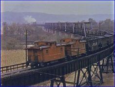 nw caboose scioto river bridge
