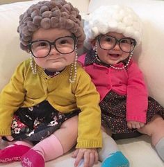 Halloween costume for babies... Awesome.