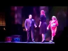 2011 - Engaged to Phil on stage during Cirque Dreams Holidaze at PPAC.