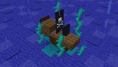 Minecraft Ships, Minecraft Images, Minecraft Medieval, Minecraft Room, Minecraft Crafts, Minecraft Designs, Minecraft Interior Design, Minecraft Architecture, Minecraft Structures