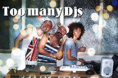 Pareo Party 2014 - Bitches 'n Sailors (featuring dj Atrim & K-Guerzo)