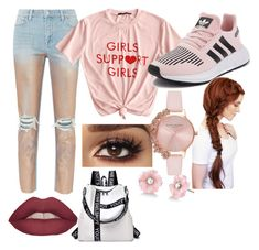 Designer Clothes, Shoes & Bags for Women Olivia Burton, Polyvore Fashion, Adidas, Shoe Bag, Clothing, Stuff To Buy, Shopping, Collection, Design