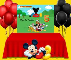 This item is unavailable Birthday Favors, Party Favors, Paper Party Bags, Mickey Clubhouse, Party Pops, Birthday Backdrop, Chip Bags, Backdrops For Parties, Party Items
