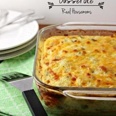 Easy Cheesy Southwest Breakfast Casserole Recipe - ZipList