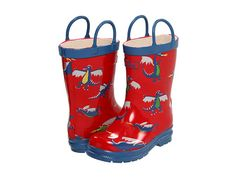 Hatley Kids Rain Boots (Infant/Toddler/Youth)......rain boots/outdoors????