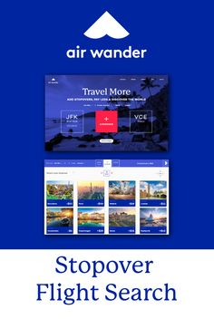 Air Wander will show you cheaper ways to fly by including stops along the way to neat locations! Great way to travel abroad! Ways To Travel, Travel Tips, Flight Search Engine, Cheapest Flights, Wish You Are Here, Travel Abroad, Adventure Awaits, Wander, Saving Money
