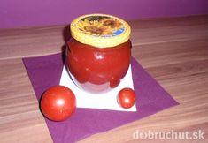 Domáci kečup Russian Recipes, Caramel Apples, Pudding, Eggs, Homemade, Desserts, Food, Polish, Tailgate Desserts