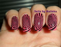 Nails by Malinka: Big SdP-V