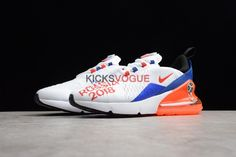 Custom NikeID Air Max 270 x FIFA World Cup Russia 2018 Nike Max b6f401294