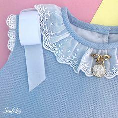 Para una muñeca vestida de azul