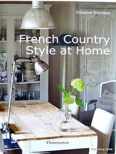 BOISERIE & C.: Sébastien Siraudeau: uno stile country eclettico
