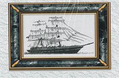 Ronnie Rowe Designs - Sailing Ships - Concordia – Stoney Creek Online Store
