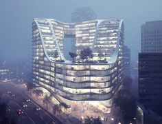 Koichi Takada architects designs infinity by crown in Sydney
