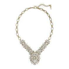 Looking for #bridesmaid gifts? Enjoy 15% OFF 3-to-5 or 20% OFF 6+ of this Mirabelle Statement Necklace $118