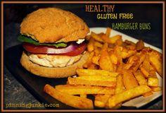 coconut flour hamburger buns – PINNING JUNKIE