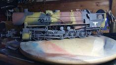 USS-Prizuttu: BR 52: Part 22 => Embiellages et freins