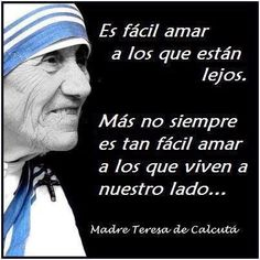 Amor Quotes, Life Quotes, Qoutes, Cool Words, Wise Words, Mother Teresa Quotes, Reflection Quotes, Quotes En Espanol, Spiritual Words
