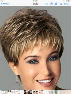Hair cut – New s hair in 2019 Hair cuts, Short new haircut styles - Haircut Style Short Hair Over 60, Short Hair Older Women, Short Choppy Hair, Short Layered Haircuts, Haircuts For Fine Hair, Short Hair Wigs, Short Hair With Bangs, Hairstyles Over 50, Short Hair With Layers
