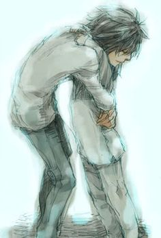 L & Near   Death Note...these are breaking my heart