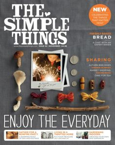 A magazine with everything that I love in it...Issue 2 cover jpg