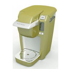 Keurig Coffee Maker Green : cute green coffeemaker For the Home Pinterest Kelli o hara, Coffeemaker and Green