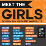Meet The Girls CrossFit Infographic | Visual.ly