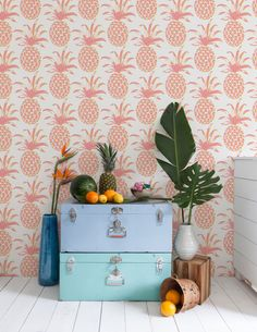 Aimee Wilder Wallpaper - Preppy Wallpaper - Town & Country Magazine
