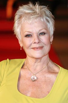 Dame Judi Dench tells the Parkinson audience about the dreadful reviews she received as a young actor. Description from thefemalecelebrity.com. I searched for this on bing.com/images