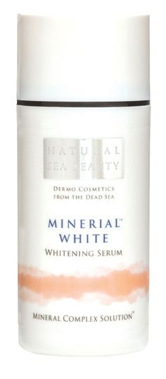 Dead Sea Whitening Serum by Natural Sea Beauty